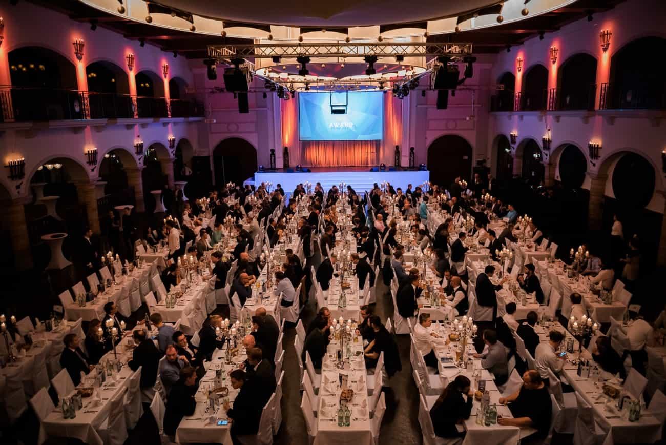 Awardfotograf Galafotograf Muenchen Veranstaltungsfotograf Muenchen