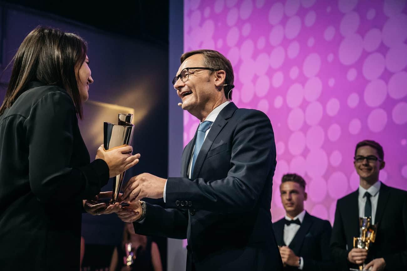 Award Verleihung Fotograf